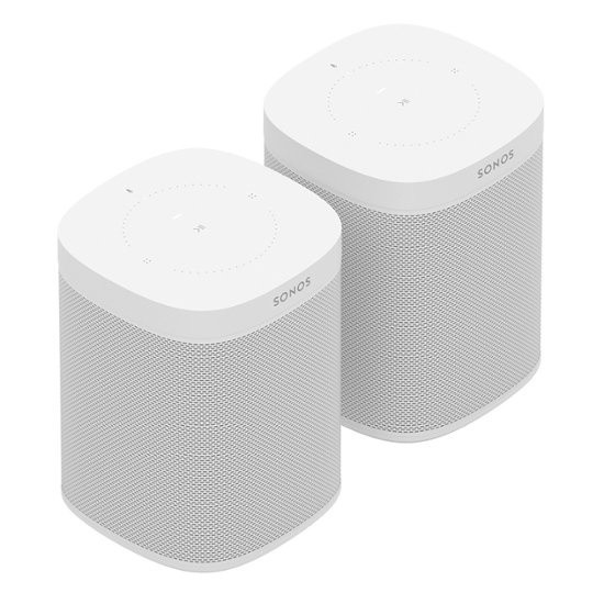 Sonos One (Two Room) Белый